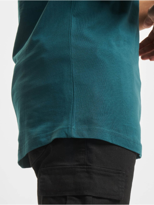 Urban Classics T-Shirt Shaped Oversized green