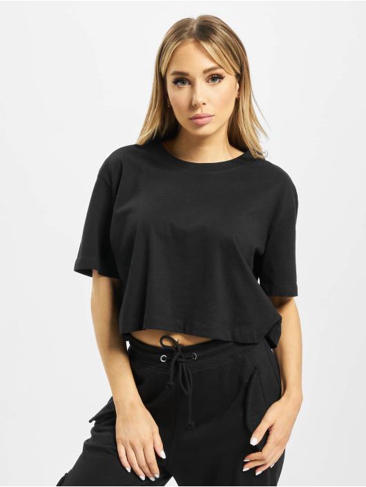 Urban Classics T-Shirt Ladies Short Oversized Neon 2-Pack green