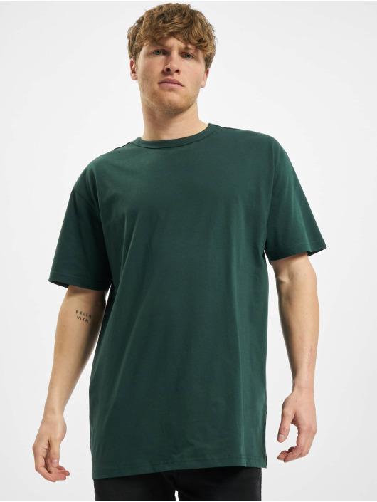 Urban Classics t-shirt Organic Basic Tee groen