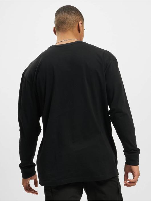 Urban Classics T-Shirt manches longues Boxy Heavy noir