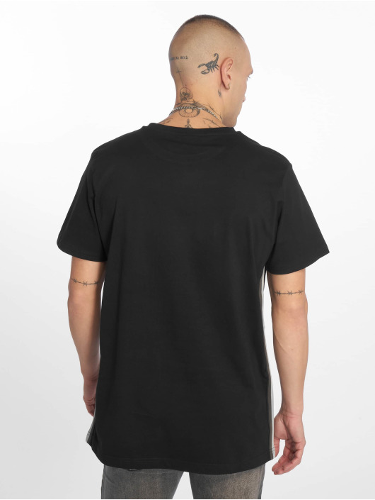 Noir Side T shirt 636262 Taped Urban Classics Homme xQeordCWB