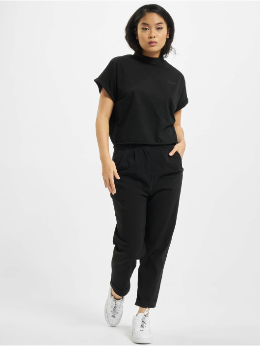 Urban Classics T-Shirt Short Oversized Cut On Sleeve noir