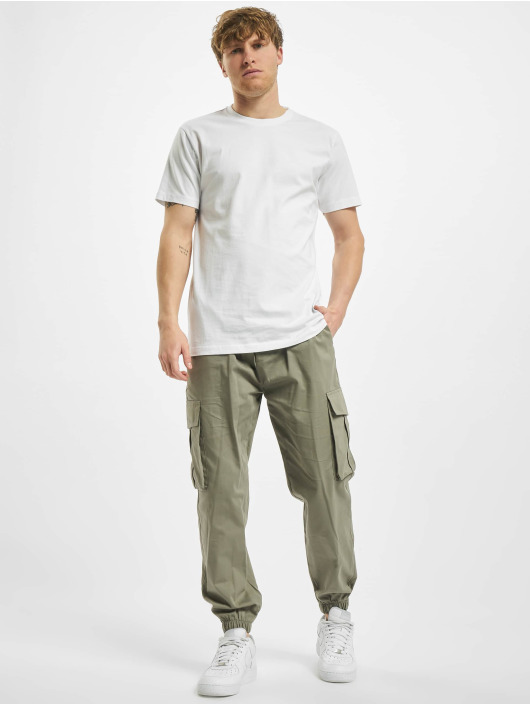 Urban Classics T-Shirt Basic Tee Mix 2-Pack noir