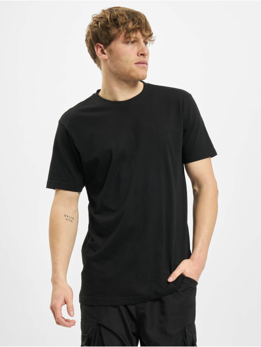 Urban Classics T-Shirt Basic Tee Mix 3-Pack noir