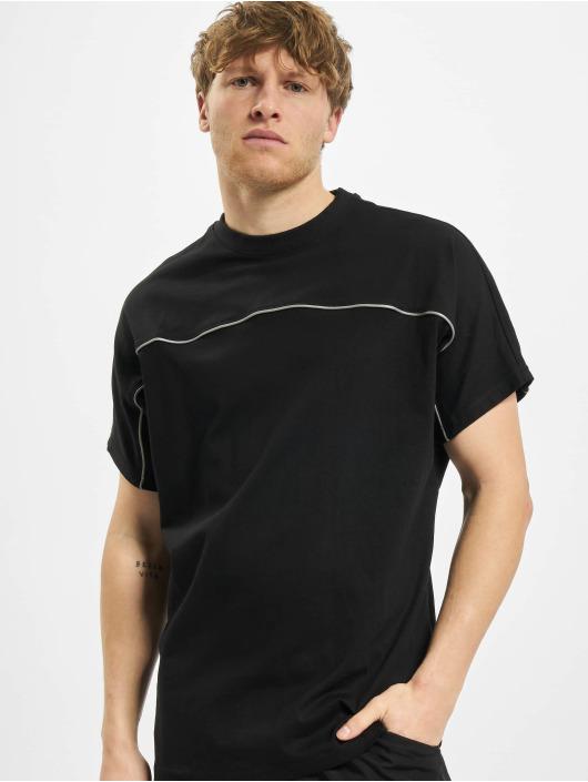 Urban Classics T-Shirt Reflective Tee noir