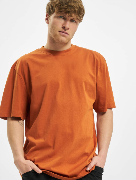 Urban Classics T-Shirt Tall Tee orange