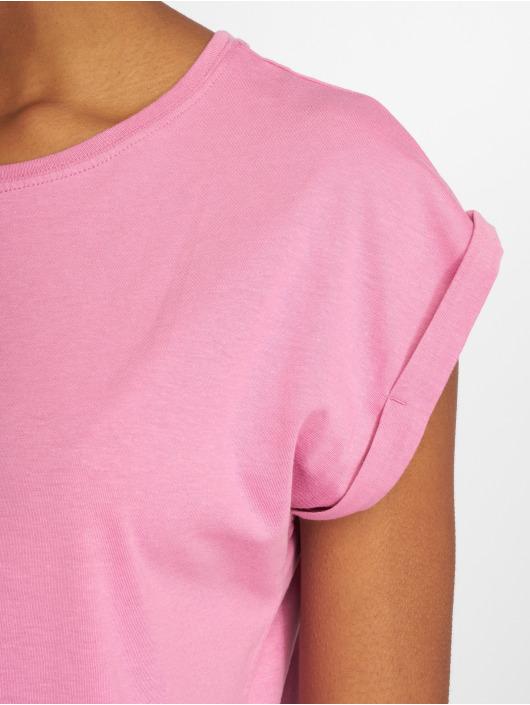 Urban Classics T-Shirt Extended pink