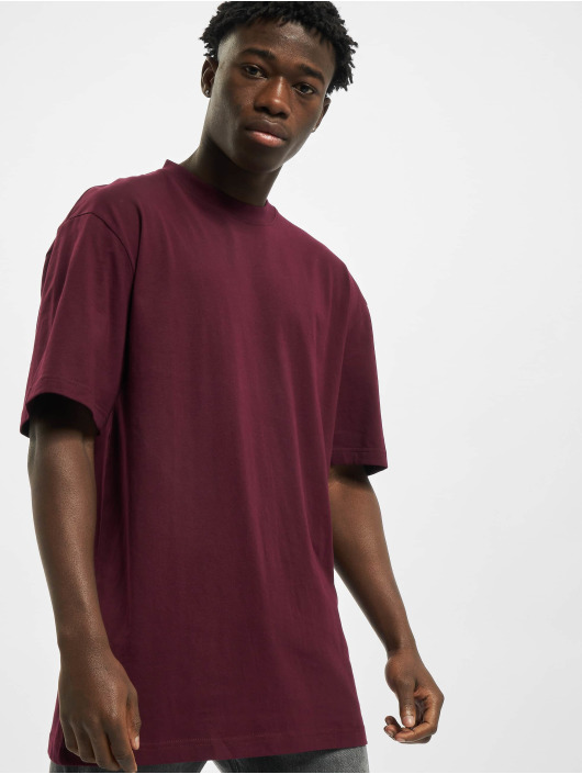 Urban Classics T-Shirt Tall red