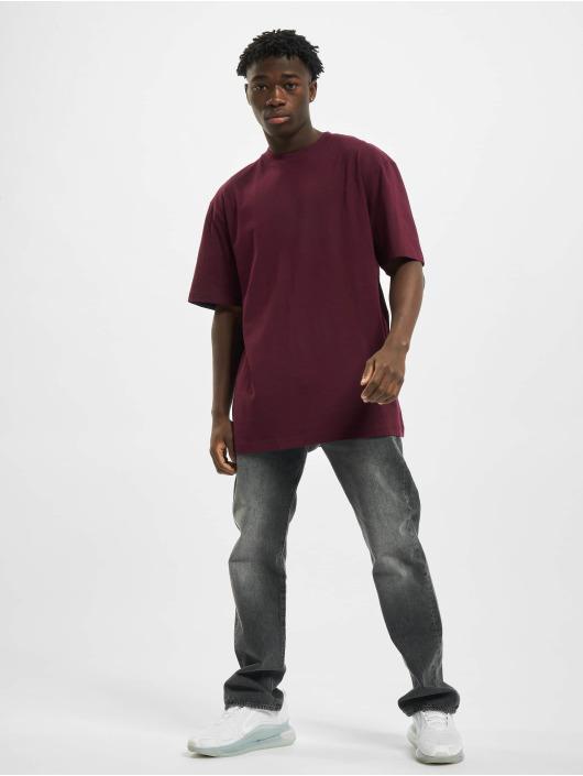 Urban Classics T-Shirt Tall red