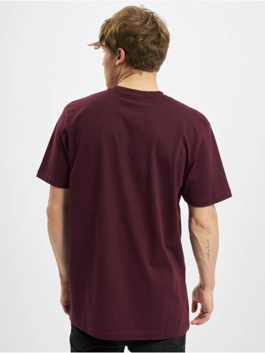 Urban Classics T-shirt Basic röd