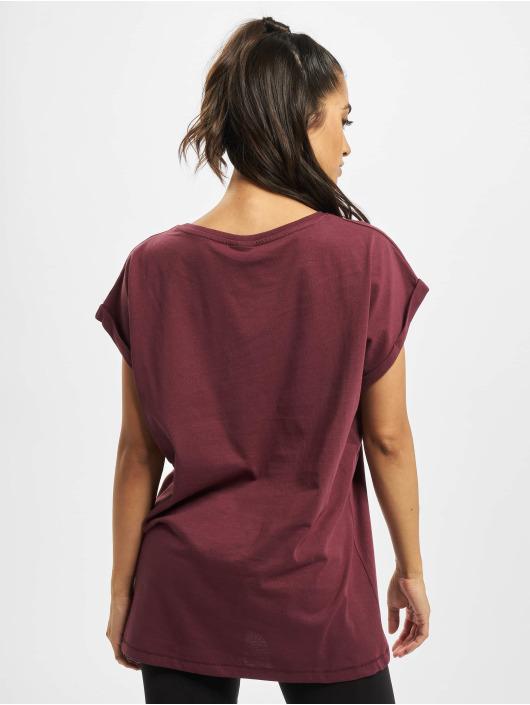 Urban Classics t-shirt Extended Shoulder rood