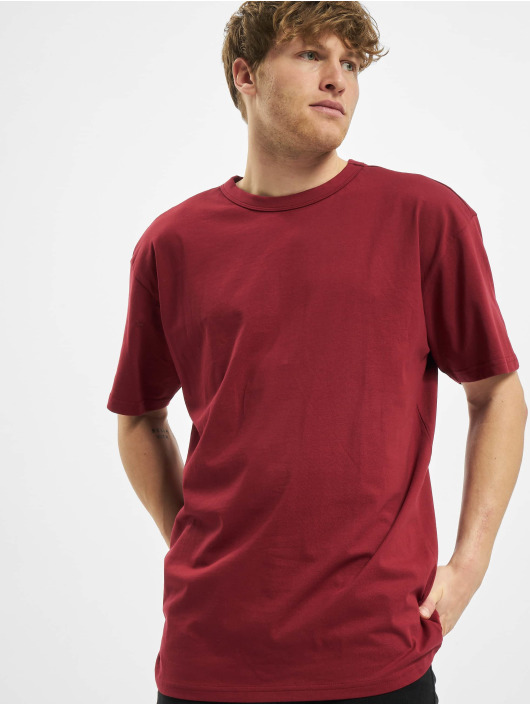 Urban Classics t-shirt Organic Basic Tee rood