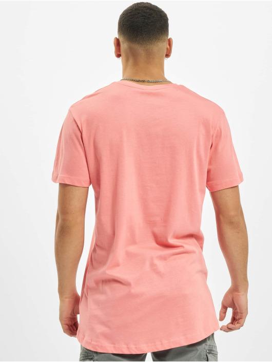 Urban Classics T-Shirt Shaped Long rose