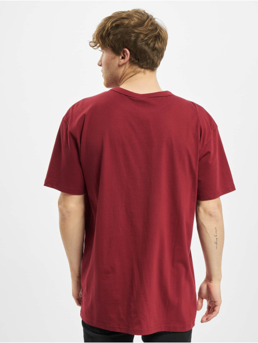 Urban Classics T-Shirt Organic Basic Tee rouge