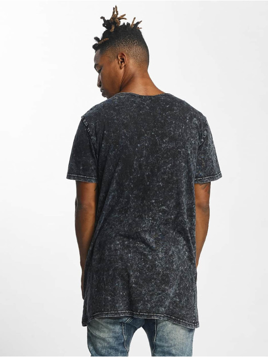 Urban Classics T-Shirt Random Wash schwarz