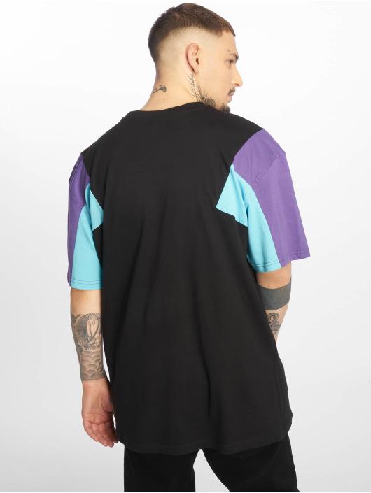 Urban Classics T-Shirt 3-Tone schwarz
