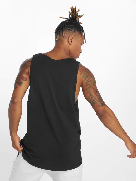 Urban Classics T-Shirt Mesh Panel schwarz
