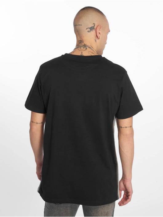 Urban Classics T-Shirt Side Taped schwarz