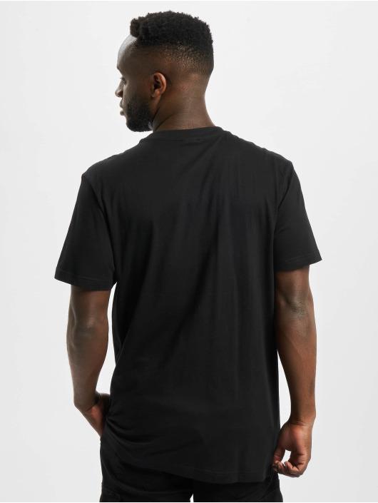 Urban Classics T-Shirt Basic Pocket schwarz