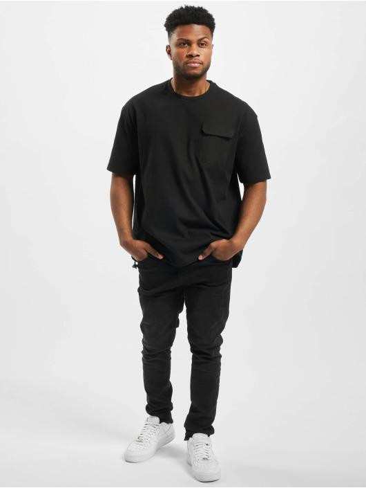 Urban Classics T-Shirt Heavy Boxy Tactics schwarz