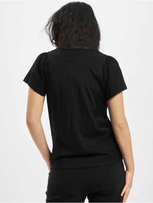 Urban Classics T-Shirt Organic Gathering schwarz