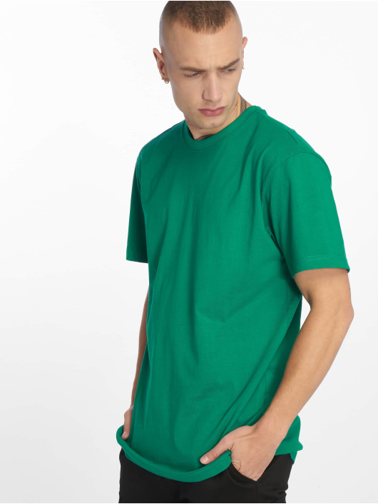 f5069c211e Urban Classics | Basic vert Homme T-Shirt 635806