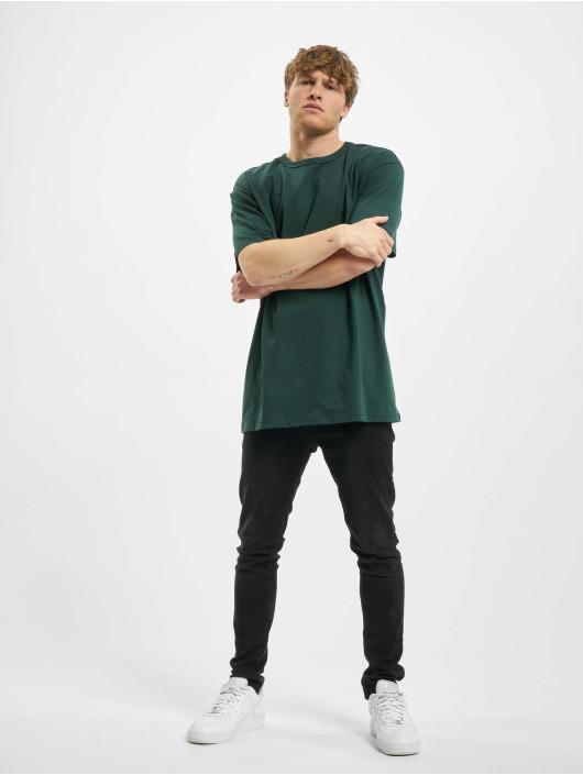 Urban Classics T-Shirt Organic Basic Tee vert