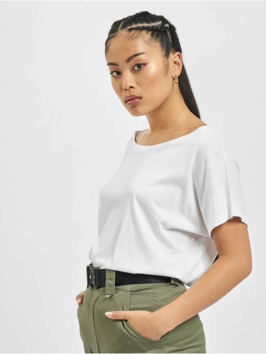Urban Classics T-Shirt Basic Drop weiß