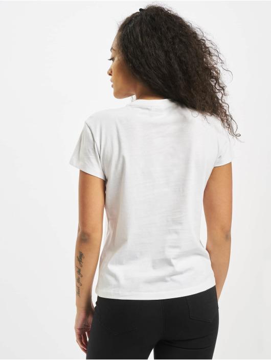 Urban Classics T-Shirt Ladies Basic Box weiß