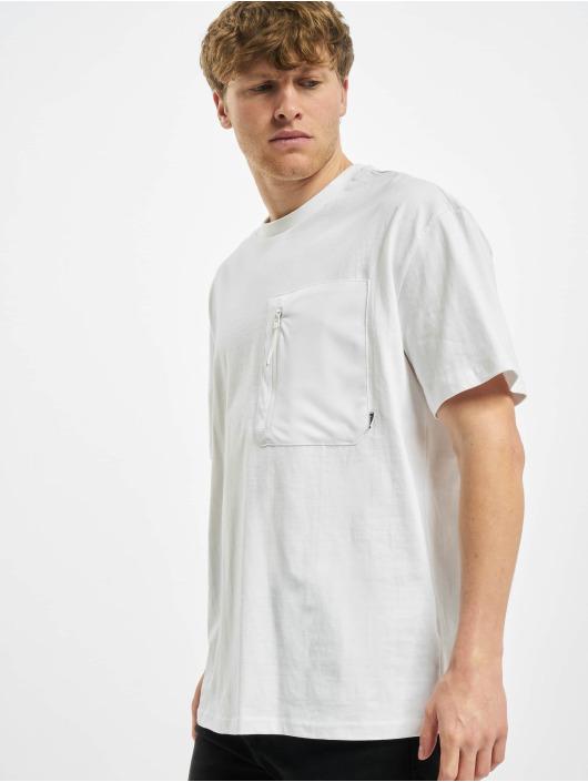 Urban Classics T-Shirt Oversized Big Pocket weiß