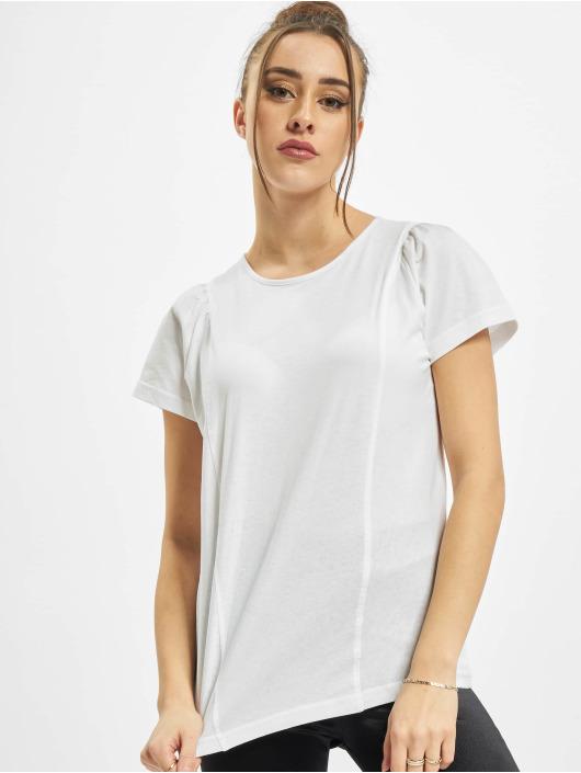 Urban Classics T-Shirt Organic Gathering weiß