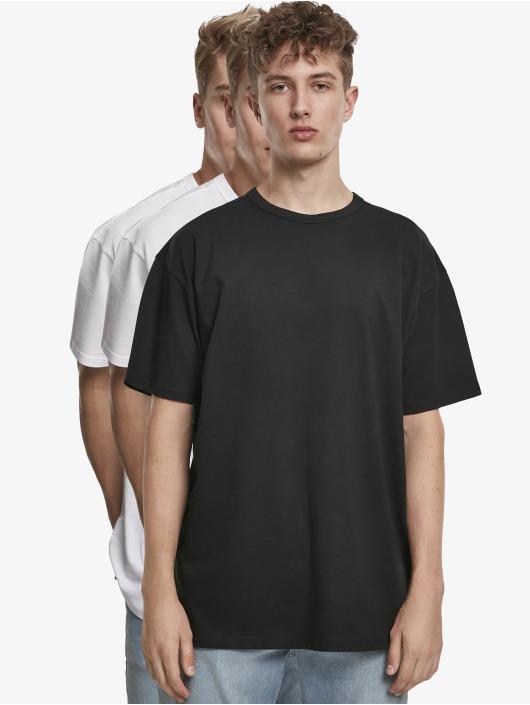 Urban Classics T-Shirt Organic Basic 3-Pack weiß
