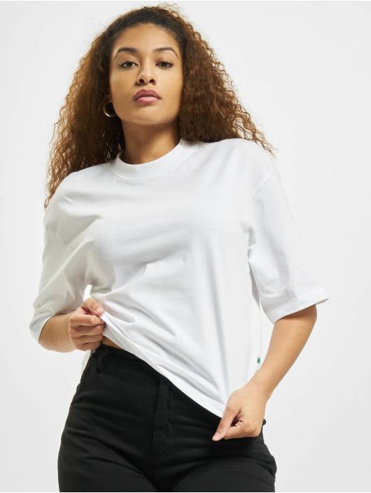 Urban Classics T-Shirt Organic Oversized weiß