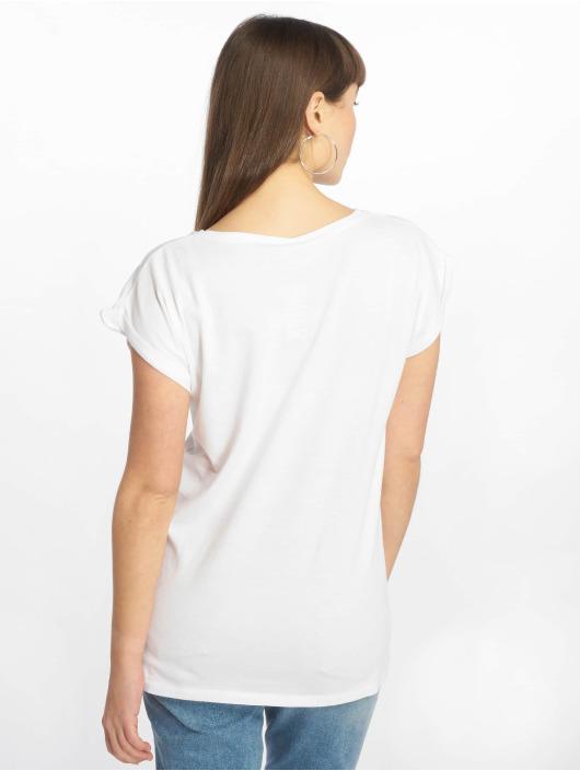 Urban Classics T-Shirt Urban Classics Logo white