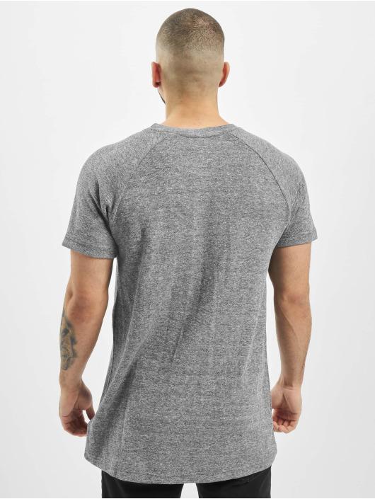 Urban Classics T-Shirt Melange Rib white