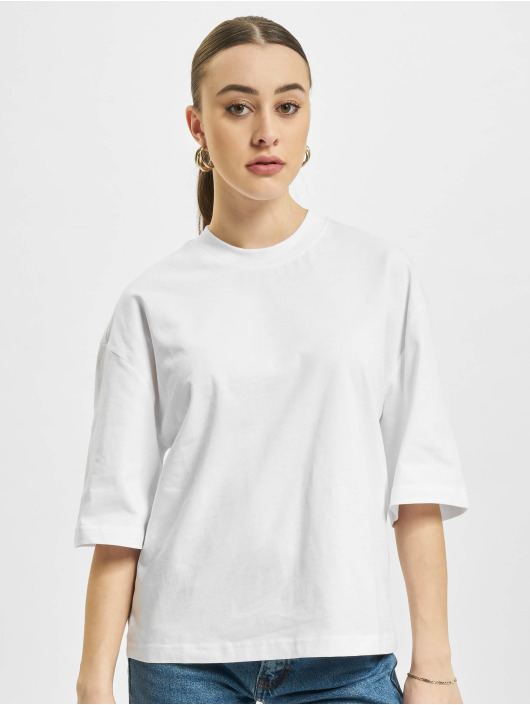 Urban Classics T-Shirt Organic Oversized 2-Pack white