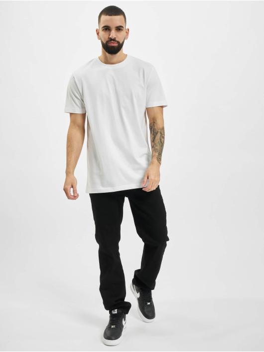 Urban Classics t-shirt Basic Tee 2-Pack wit