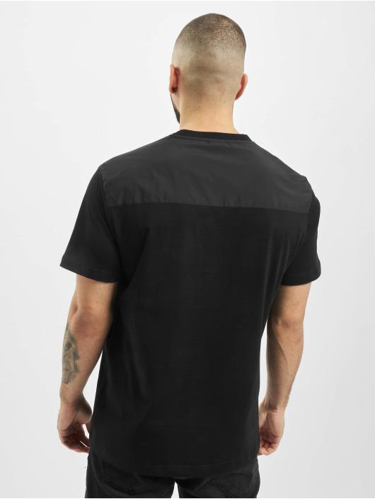 Urban Classics t-shirt Military zwart