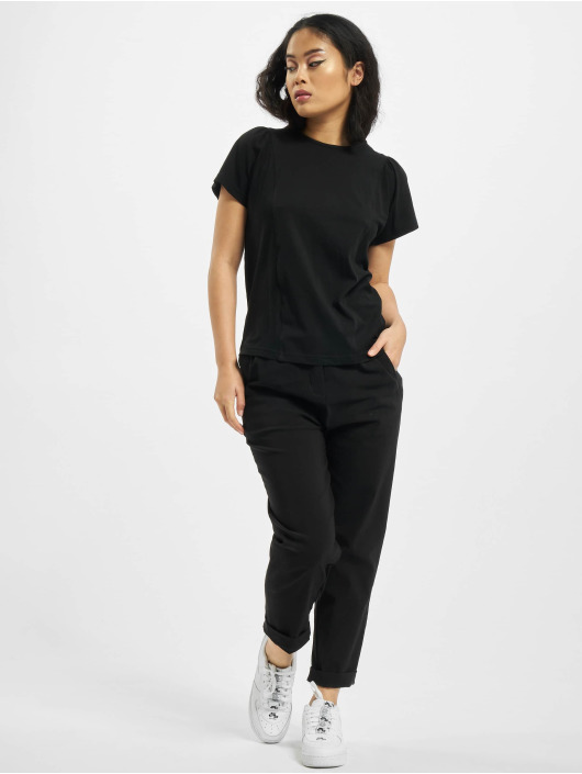 Urban Classics t-shirt Organic Gathering zwart