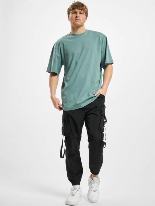 Urban Classics T-shirts Tall blå