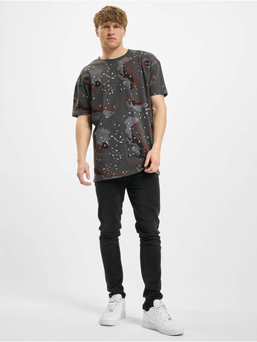 Urban Classics T-shirts Oversized Tee camouflage