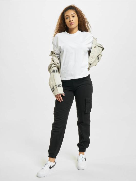 Urban Classics T-shirts Organic Oversized hvid