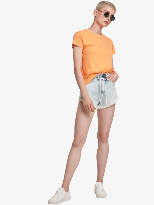 Urban Classics T-shirts Basic Box orange