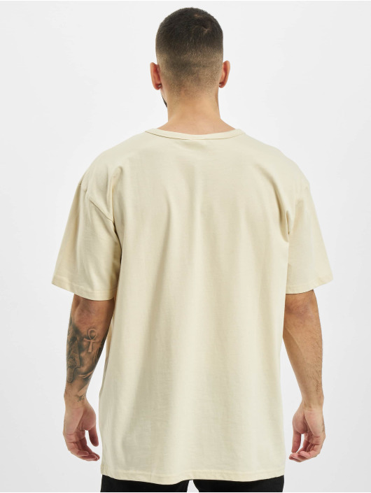 Urban Classics T-Shirty Organic Basic Tee bezowy