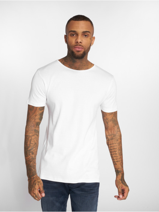 Urban Classics T-Shirty 2-Pack Seamless bialy