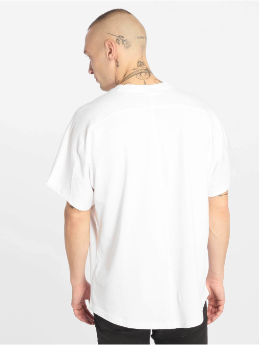 Urban Classics T-Shirty Batwing bialy