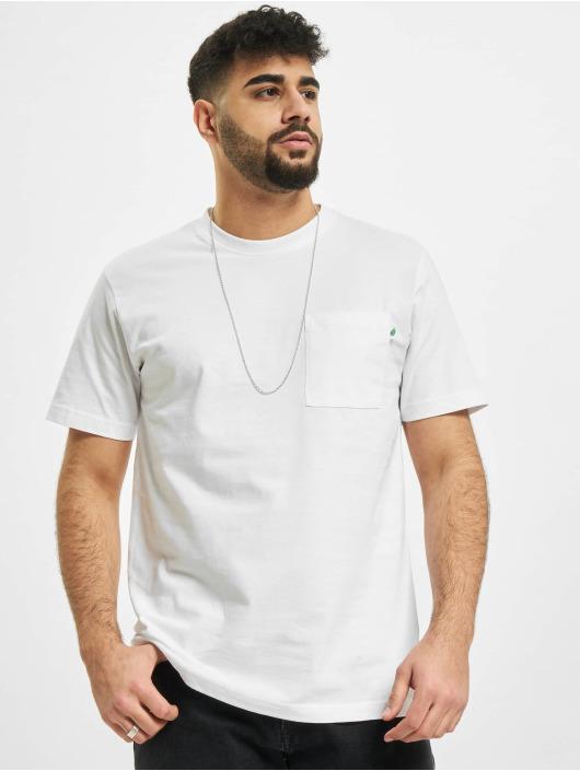 Urban Classics T-Shirty Organic Cotton Basic bialy