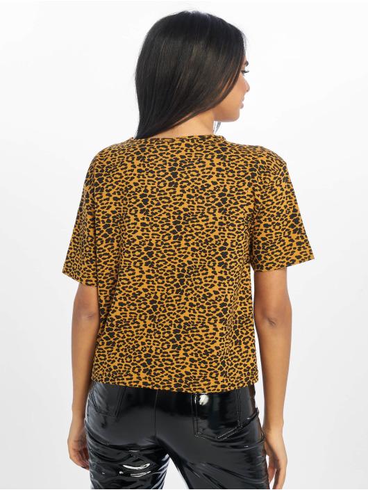 Urban Classics T-Shirty Oversized brazowy