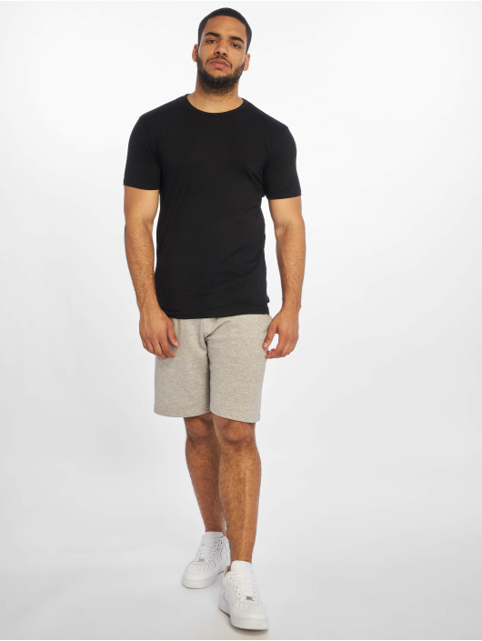 Urban Classics T-Shirty Fitted Stretch czarny