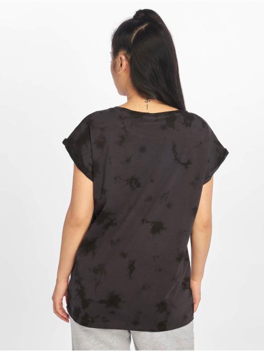 Urban Classics T-Shirty Batic Extended czarny
